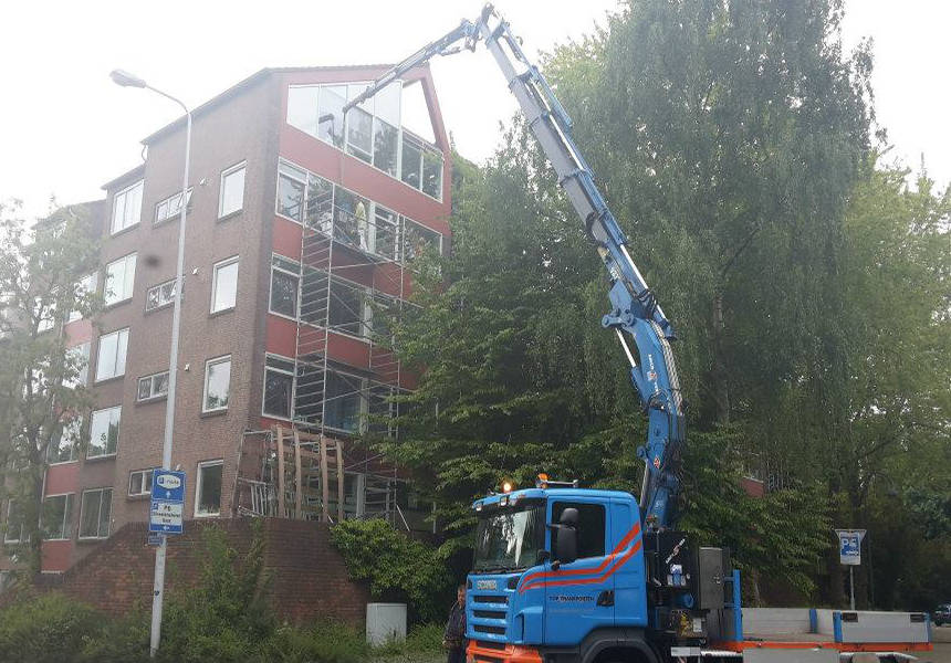 Walstraat Wageningen